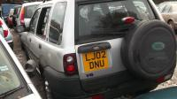 Land Rover Freelander Разборочный номер 52208 #2