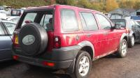 Land Rover Freelander Разборочный номер W9542 #1