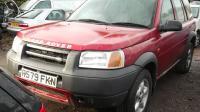 Land Rover Freelander Разборочный номер W9542 #2
