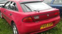 Mazda 323 F Разборочный номер 45363 #4
