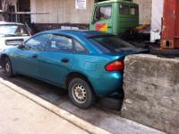 Mazda 323 F Разборочный номер 50715 #2