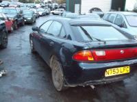 Mazda 323 F Разборочный номер 51695 #2