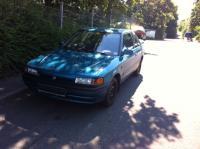 Mazda 323 Разборочный номер Z3293 #1