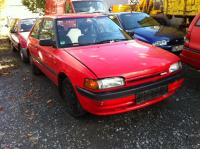 Mazda 323 Разборочный номер X9858 #2