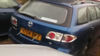 Mazda 6 Разборочный номер W8166 #1
