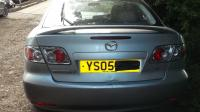 Mazda 6 Разборочный номер W9105 #2