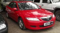 Mazda 6 Разборочный номер W9168 #1