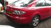 Mazda 6 Разборочный номер W9168 #4