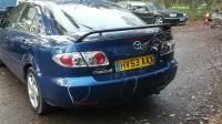 Mazda 6 Разборочный номер W9468 #3