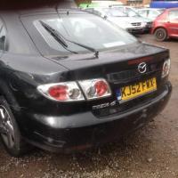Mazda 6 Разборочный номер B2789 #2