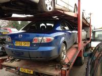 Mazda 6 Разборочный номер B2847 #1