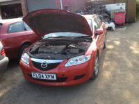 Mazda 6 Разборочный номер B2891 #1
