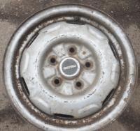 Диск колесный обычный (стальной) Mazda 626 (1988-1992) Артикул 648355 - Фото #1