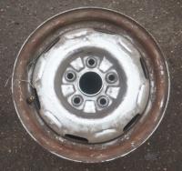 Диск колесный обычный (стальной) Mazda 626 (1988-1992) Артикул 964974 - Фото #1