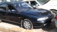 Mazda 626 Разборочный номер W7861 #3