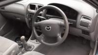 Mazda 626 Разборочный номер W8357 #4