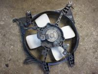 Двигатель вентилятора радиатора Mazda Demio Артикул 51761222 - Фото #1