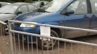 Mazda MPV Разборочный номер W9119 #3