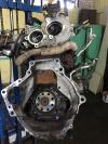 ДВС (Двигатель) Mazda Premacy Артикул 52116888 - Фото #1