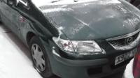 Mazda Premacy Разборочный номер W8534 #4