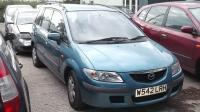 Mazda Premacy Разборочный номер W9200 #1