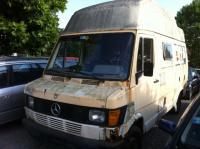 Mercedes 207D/209D (307D/309D) Разборочный номер X9621 #2