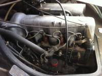 Mercedes 207D/209D (307D/309D) Разборочный номер 53672 #3