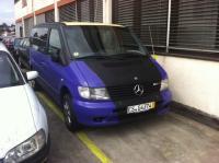 Mercedes Vito W638 (1996-2003) Разборочный номер Z2522 #1