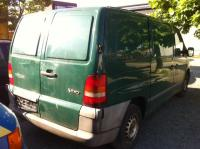 Mercedes Vito W638 (1996-2003) Разборочный номер 49985 #1