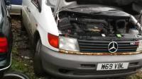 Mercedes Vito W638 (1996-2003) Разборочный номер W9367 #2