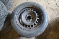 Диск колесный обычный (стальной) Mercedes W124 Артикул 50855883 - Фото #1