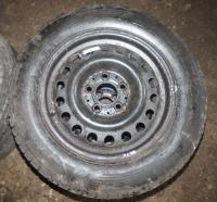 Диск колесный обычный (стальной) Mercedes W124 Артикул 50889596 - Фото #1