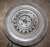 Диск колесный обычный (стальной) Mercedes W124 Артикул 51069524 - Фото #1