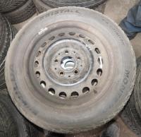 Диск колесный обычный (стальной) Mercedes W124 Артикул 51565442 - Фото #1