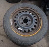 Диск колесный обычный Mercedes W124 Артикул 51823090 - Фото #1