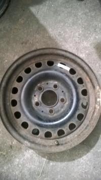 Диск колесный обычный (стальной) Mercedes W124 Артикул 51834849 - Фото #1