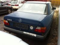 Mercedes W124 Разборочный номер X9190 #1