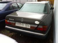 Mercedes W124 Разборочный номер 49888 #1