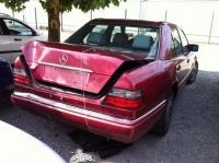 Mercedes W124 Разборочный номер X9663 #1