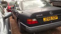Mercedes W124 Разборочный номер 50381 #2