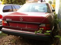 Mercedes W124 Разборочный номер 50556 #1