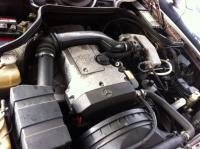 Mercedes W124 Разборочный номер Z3655 #4