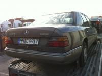 Mercedes W124 Разборочный номер 52804 #1