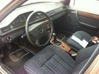 Mercedes W124 Разборочный номер Z4156 #4