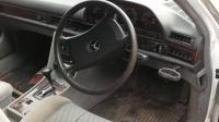 Mercedes W126 Разборочный номер W7863 #5