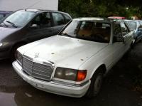 Mercedes W126 Разборочный номер X9795 #2
