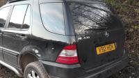 Mercedes W163 (ML) Разборочный номер 47559 #2