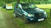 Mercedes W163 (ML) Разборочный номер 49944 #2