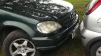Mercedes W163 (ML) Разборочный номер 50646 #5