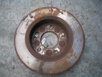 Диск тормозной Mercedes W168 (A) Артикул 51598898 - Фото #1